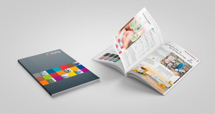 SIGADesign Grafik Katalog Corporate Fotografie