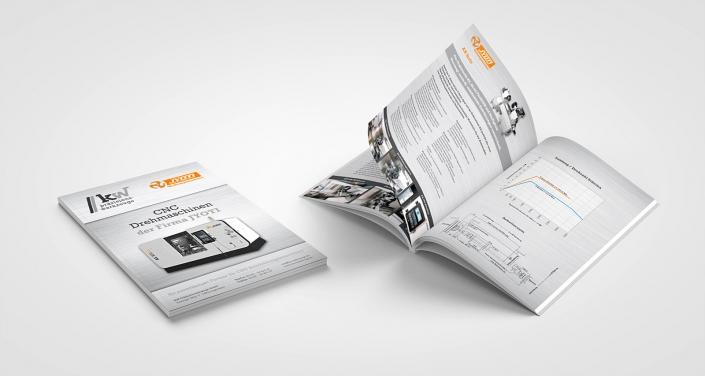 Gestaltung: Kataloge, Broschüren Fotografie und Druck