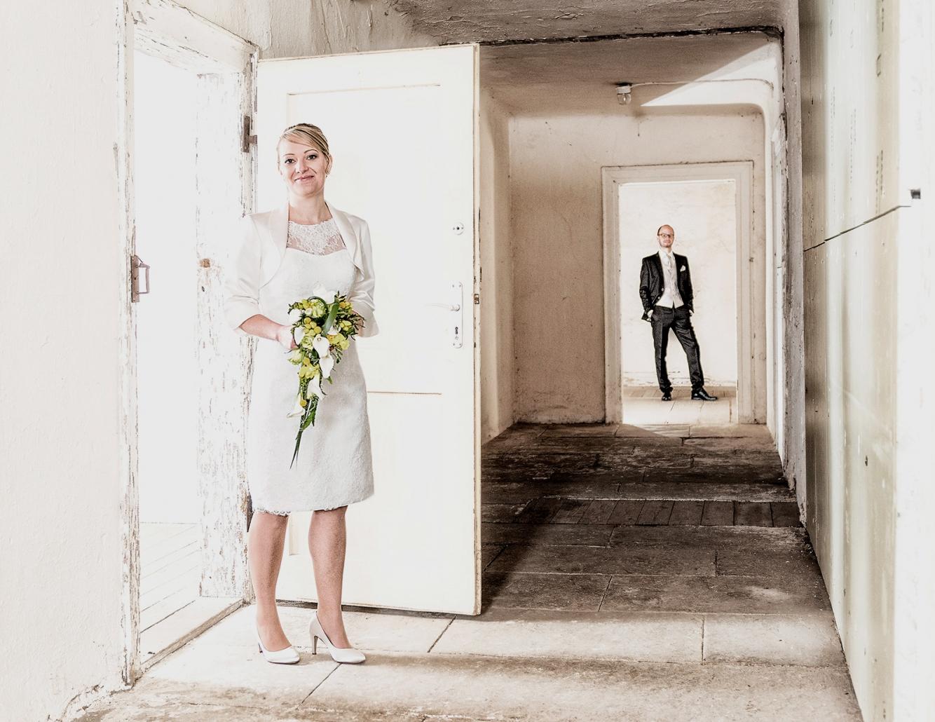 Fotografie: Portrait Hochzeit
