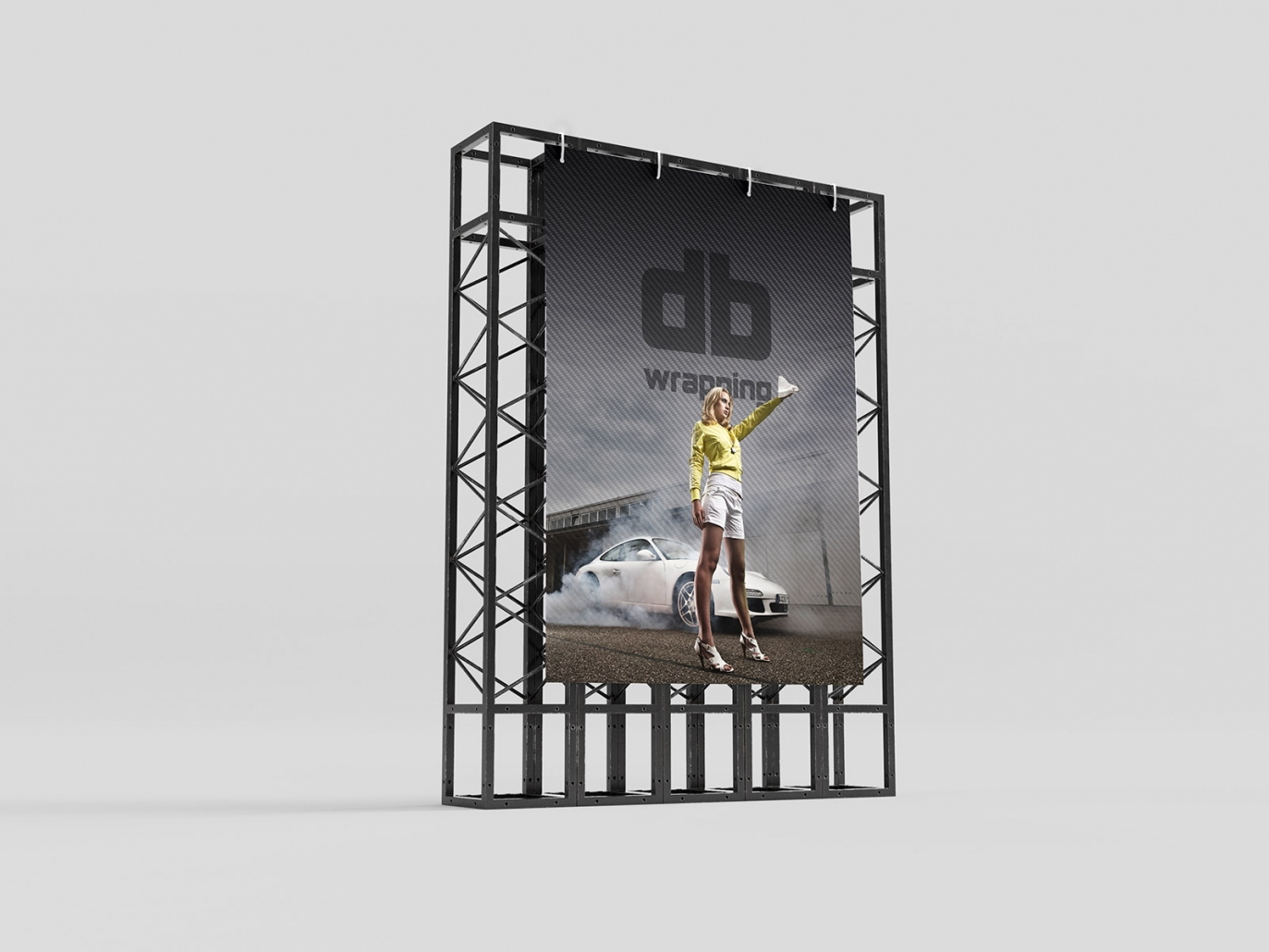 Banner für db wrapping