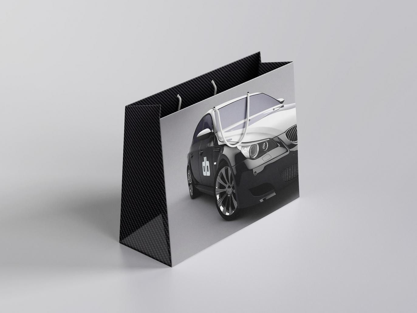 Tasche für db wrapping
